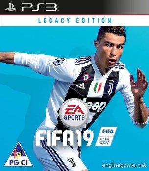 FIFA 19 Русский PS3