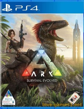 [PS4] ARK: Survival Evolved (CUSA06782)