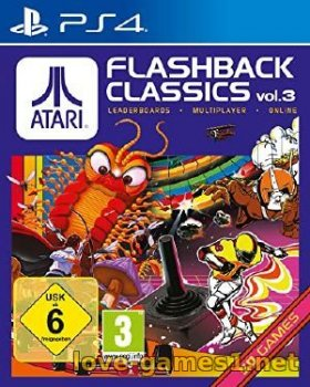 [PS4] Atari Flashback Classics Vol. 3 (CUSA09458)