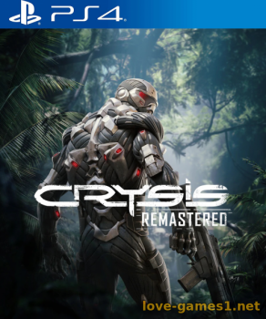 [PS4] Crysis Remastered (CUSA18659)
