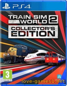 [PS4] Train Sim World 2 (CUSA19462)