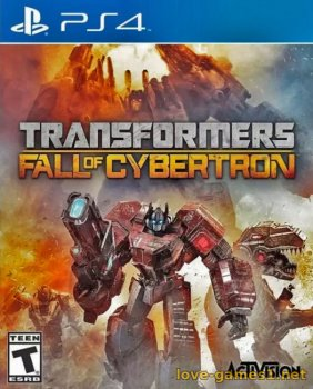 [PS4] Transformers: Fall of Cybertron (CUSA01845)